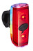 Knog POP r - Luces para bicicleta - LED rojo Multicolor